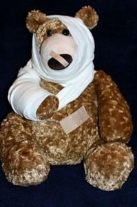 armer Teddy