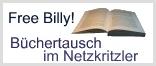 Free Billy - B�chertausch im Netzkritzler